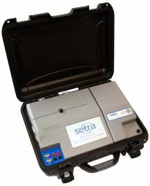 Setra Systems, Inc. - MicroCal (Advanced Modular Pressure Calibrator